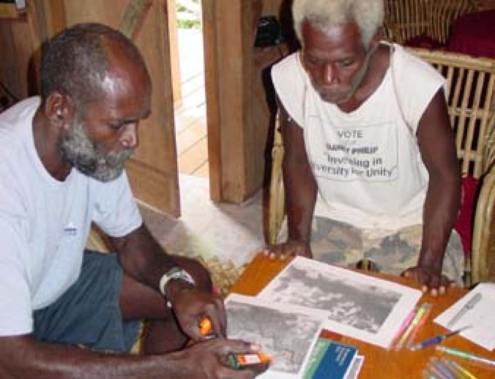 Integrating Customary Tenure Systems in Marine Protected Areas: A Solomon Islands Example