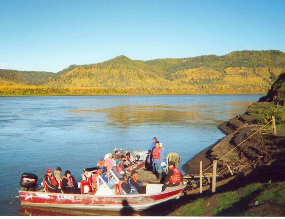 Working with Traditional Knowledge in Land Use Planning: Gwich'in Place Names, Land Uses, and Heritage Sites in the Northern Territories of Canada
