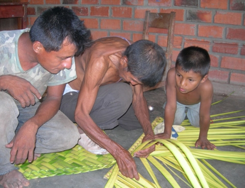 Promoting Cultural and Biological Diversity: An Educational Program for Rural Communities in Peru