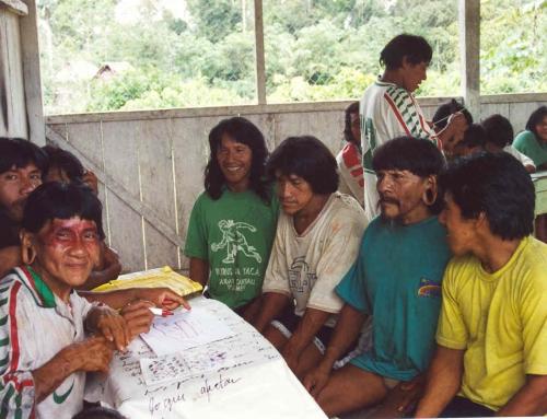 Protecting Territories and Biodiversity: Indigenous Capacity Building in Ecuador