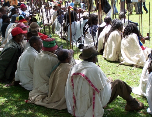 Indigenous Sacred Sites and Biocultural Diversity: A Case Study from Southwestern Ethiopia