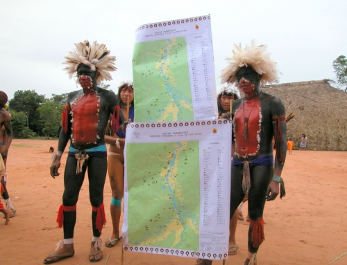"A ""Life Plan"" for the Park: Culturally Appropriate Management in Brazil's Xingu Indigenous Park"