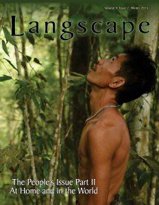 Langscape 4.2 Coverpdf