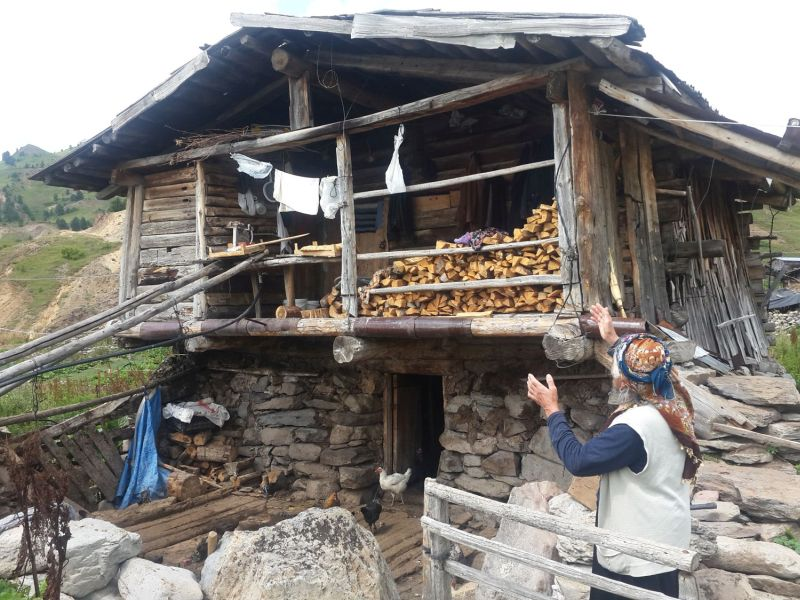 Biocultural Diversity on the Border | The Yaylas of the