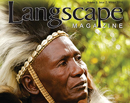 Langscape Magazine - Subscriptions