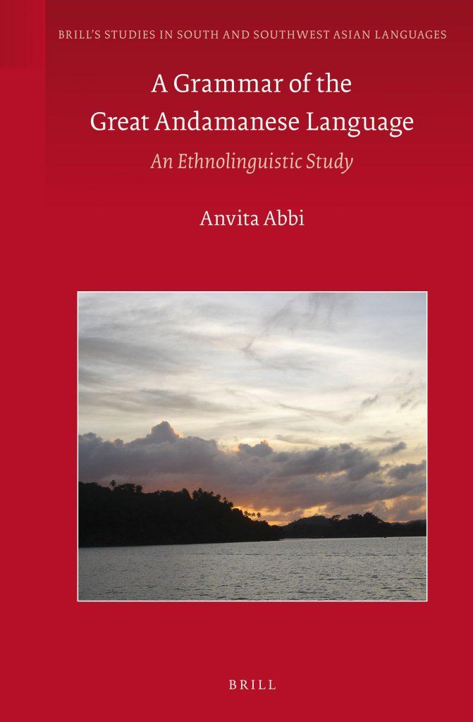 Grammar book for Great Andamanese Language, Anvita Abbi