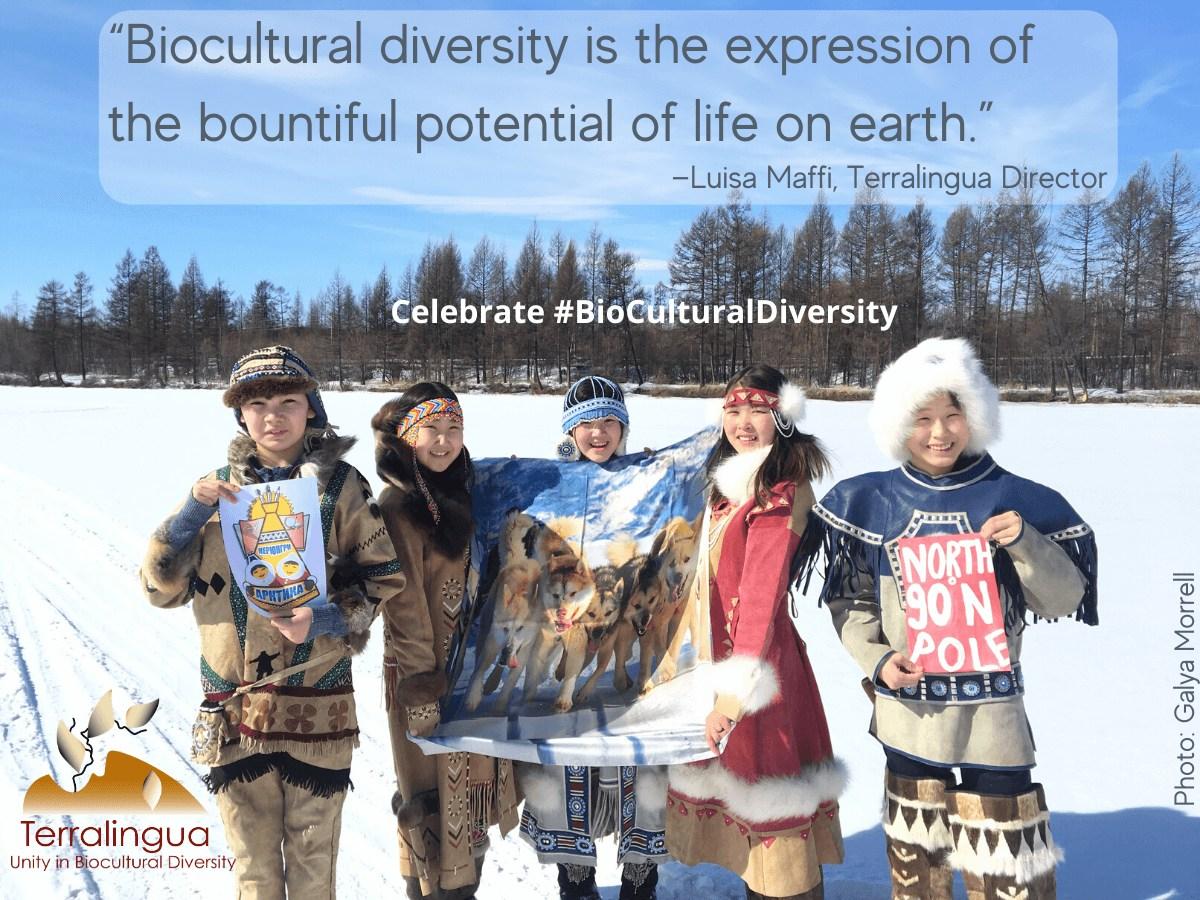 celebrate biocultural diversity
