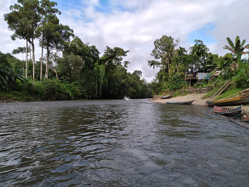 Bahangoi River