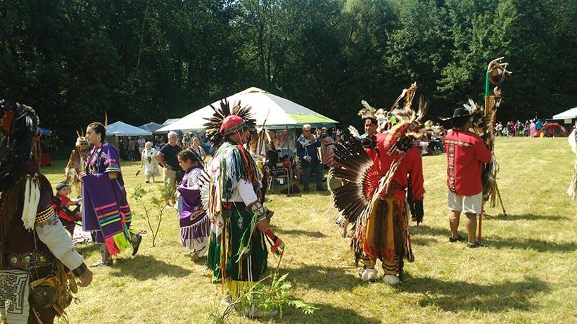 Grand Pow-wow in Kanesatake