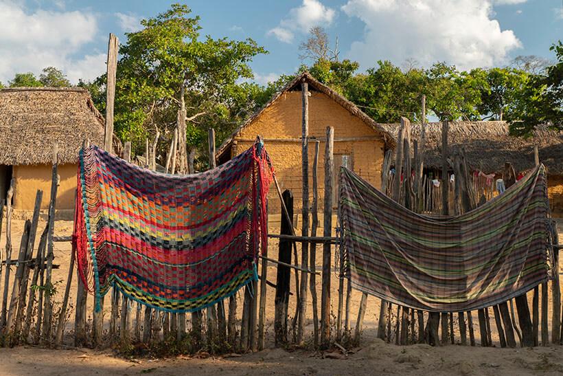 Guajajara village