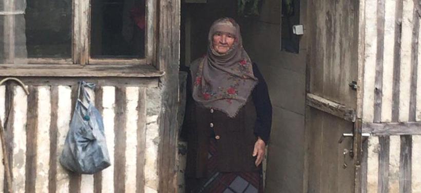 Ceren Kazancı's aunt