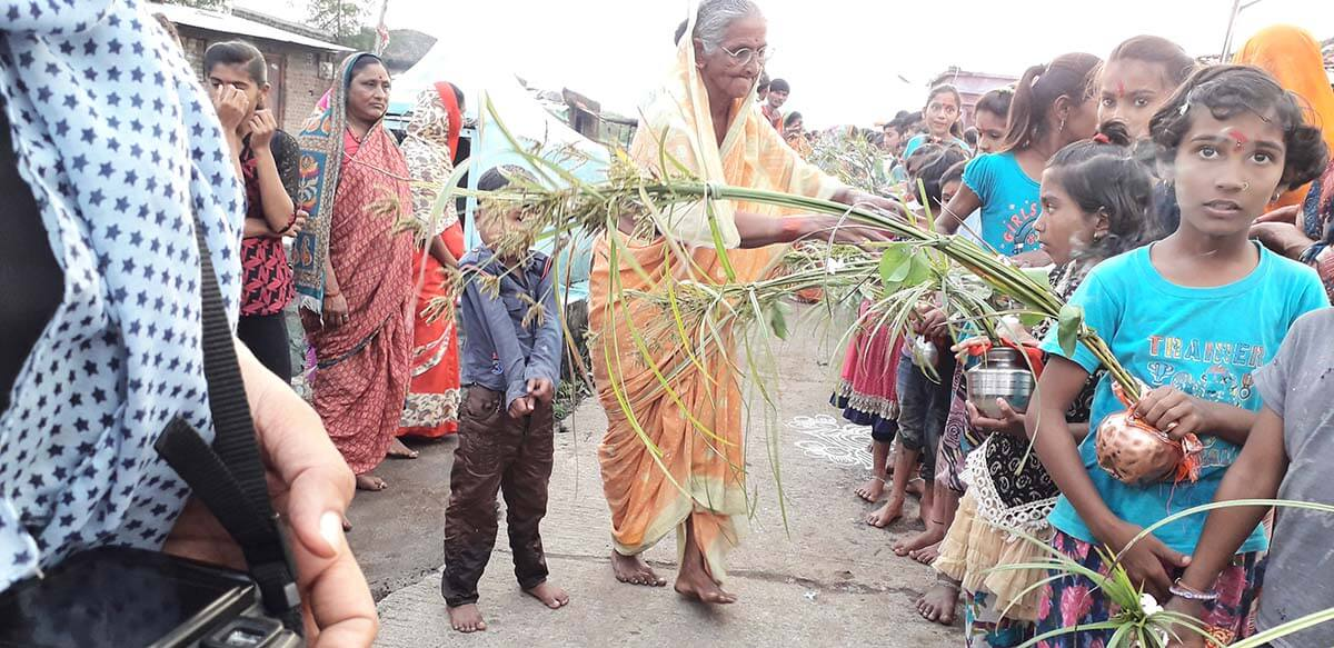 Nanda-Gaoli community