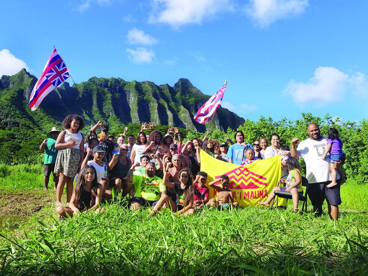 West Oahu community