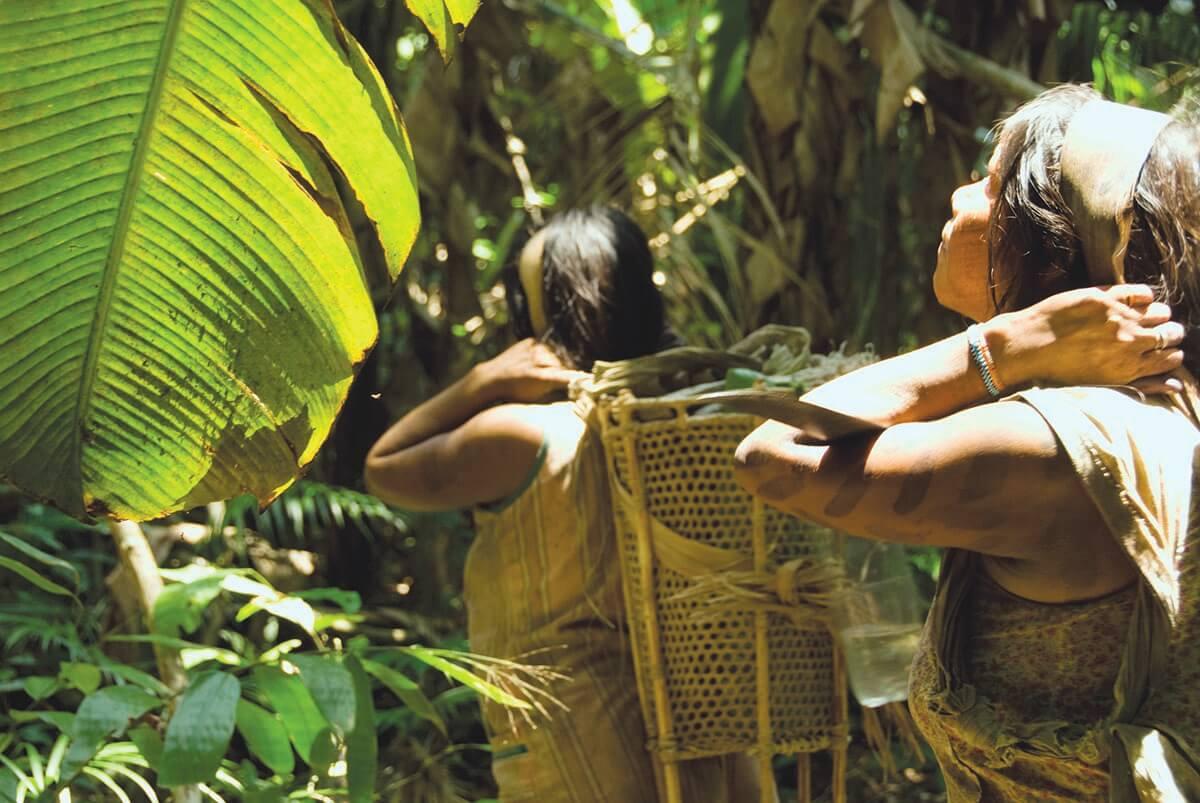 Kayapó women