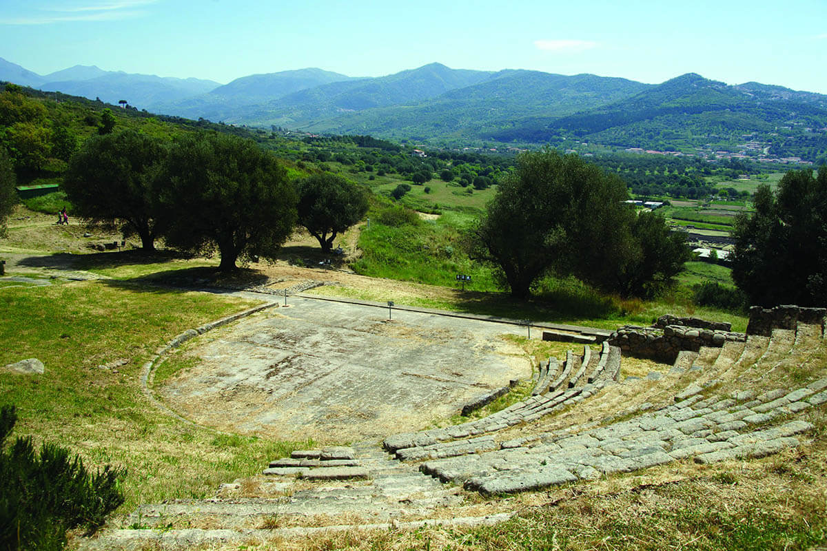 Theater in Cilento
