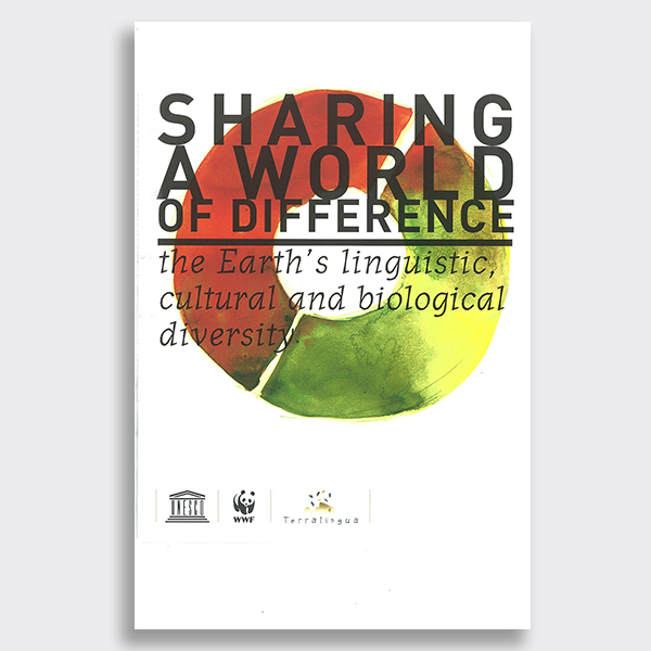 Sharing A World Booklet