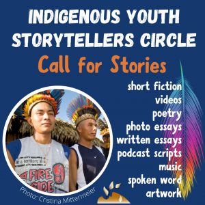 photo for Indigenous Youth Call for Stories